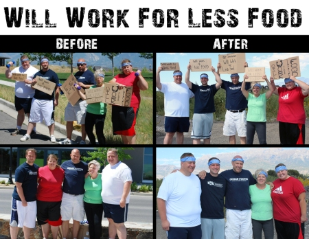 will-work-for-less-food before & after