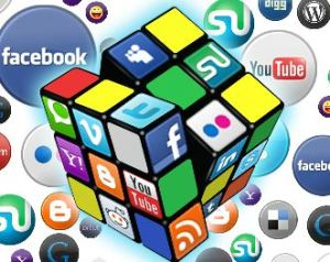 social-media-rubiks-cube