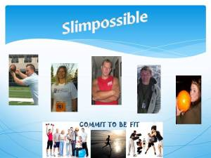 Slimpossible exercise second
