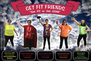 Get Fit Friends