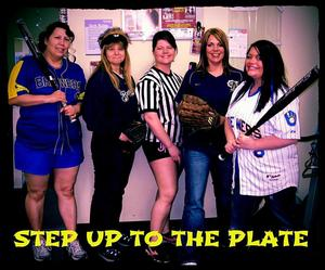 Step Up to the Plate April 19 First