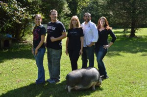 Team Bacon After Pic