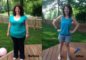 Kristin W BeforeAfter