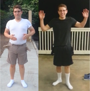 Travis Mason Before and After