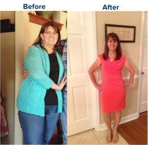 Vickie b before and after 1