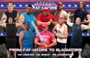 American Fat-iators before and after
