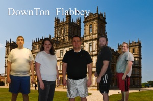 Downton Flabbey